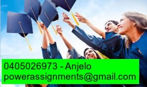 The most Reliable Professional assignment help service - Cheap & Fast! Perth Perth City Area Preview