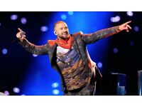 3 X Justin Timberlake - The Man of the Woods Tour Birmingham