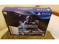 Brand New Sealed White PS4 Slim Boxed