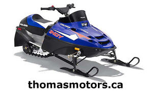 Factory Clearance - 2016 POLARIS 120 INDY, Youth Sled