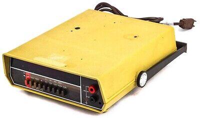 Vintage Keithly 178 Dmm Laboratory Portable Digital Multimeter Meter Unit
