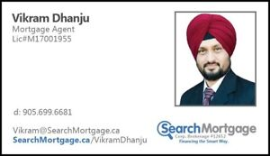 Private 1st & 2nd mortgage upto 90LTV with ZERO Lender fees!!