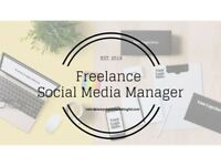 Freelance Social Media Manager in Manchester/Cheshire