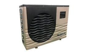 Thermopompe Hayward  pour chauffer piscine 55000 BTU