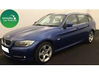 £180.60 PER MONTH BLUE 2010 BMW 318i 2.0 EXCLUSIVE TOURING EDITION PETROL MANUAL