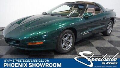 1997 Pontiac Firebird Formula LT V8 Auto Classic Vintage Collector Low Actual Original Green Tan T-Top