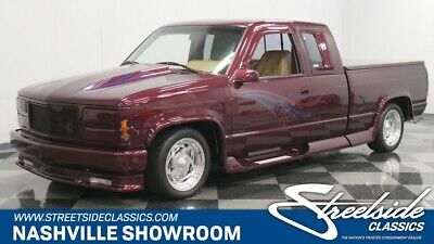1990 GMC Sierra 1500 1500 Custom built show truck with lots of upgrades blown 350 motor overdrive transmis