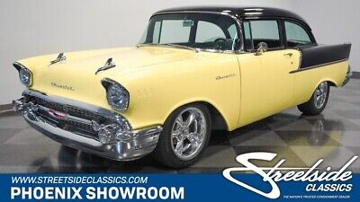 1957 Chevrolet Bel Air/150/210 Custom V8 BBC Auto Classic Vintage Collector NOS Nitrous Holley Tri-Five Post