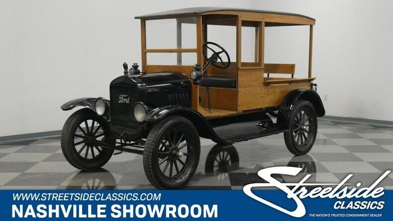 Image 1 Voiture American classic Ford Model T 1923