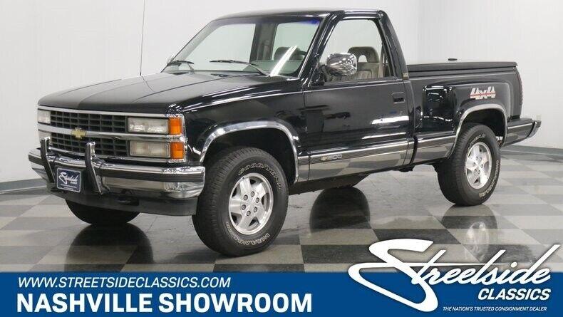 Image 1 Voiture Américaine d'occasion C-K Pickup 1500 1993