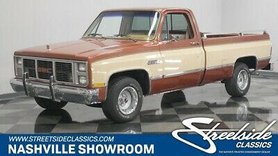 1986 GMC 1500 Sierra Classic Believed mostly original classic vintage pickup Chevy C-10 C10 brother