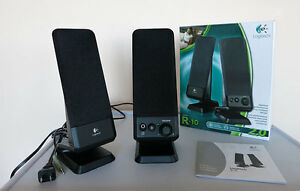 Speakers Logitech R-10 (Great Condition!)