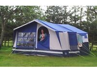 Sunncamp Trailer Tent + Accessories