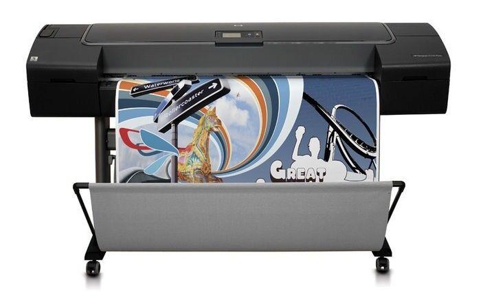 HP Designjet Z2100 Printer