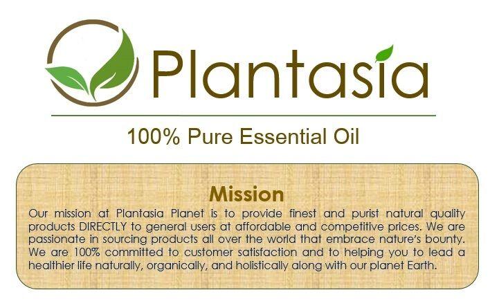 Plantasia Essential Oils