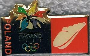 1998-Nagano-Poland-Olympic-Bobsled-Team-NOC-Pin