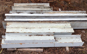 Steel Beams and Channel, prices starting at $10
