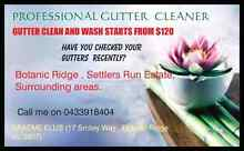 GUTTER CLEANING  by A Professional. Cranbourne South Casey Area Preview