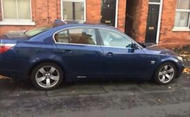 Bmw 530D fully loaded