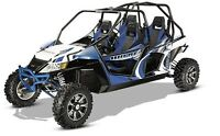 2014 Arctic Cat WILDCAT 4 X