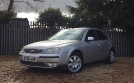 Ford Mondeo 2.0 litre Diesel, Immaculate, Full Service History, MOT July 2008