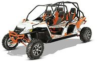 2014 Arctic Cat WILDCAT 4 LIMITED