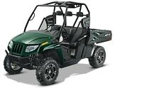 2014 Arctic Cat PROWLER 700 HDX LIMITED EPS