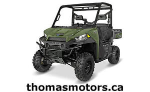 New 2016 POLARIS RANGER XP 900, Power Steering