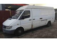 WE ALL COMMERCIAL VEHICLES ANY AGE OR CONDITION