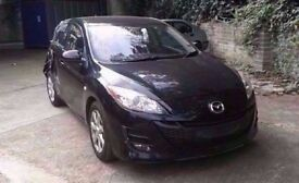 2010 MAZDA 3 TS2 1.6 PETROL BREAKING FOR PARTS