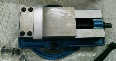 4 Precision Milling Machine Vise W Swivel Base New 850-400