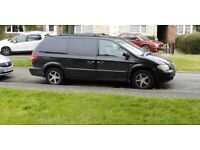 Chrysler, GRAND VOYAGER, MPV, 2005, Other, 2776 (cc), 5 doors