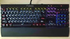Corsair Gaming K70 LUX RGB Mechanical Keyboard, Backlit RGB LED,