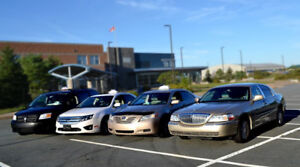$18 from Halifax to  Airport.. Taxi and Limo