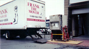 Frank's Worldwide Moving and Storage.  1 hour minimum charge . Kingston Kingston Area image 9