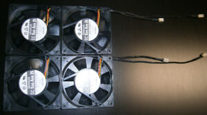 Computer Fans: San Ace 109P1212H401 120 mm, 2800 rpm