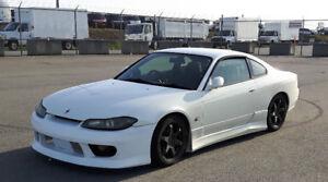1999 Nissan Silvia S15 Type-R