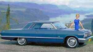 Looking for a good 63 Impala