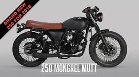 2018 MUTT MONGREL 250