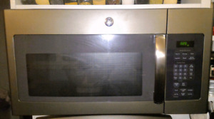 Used GE Over Range  Microwave