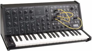 KORG MS-20 MINI + SQ-1 SEQUENCER