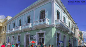 Hostal Vista Park, Santa Clara Cuba, Bed and Breakfast, Hostel a