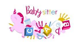 Weekend* babysitter
