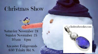 Ancaster Christmas Gift & Craft Show, Nov. 24 - 25
