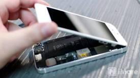 IPhon screens for broken screen
