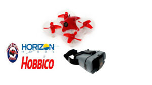 Soar Hobby has Inductrix FPV + RTF /w Headset Horizon Hobby