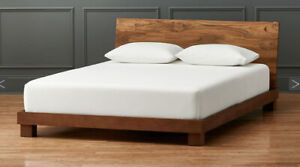 Full Size Teak Bed Frame For Sale $725.00