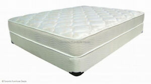 ORTHOPAEDIC AND EURO TOP MATTRESS SET ON SALE CALL 647-624-5360