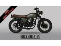 MUTT HILTS GREEN 125CC