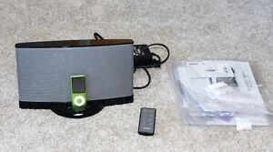 BOSE SoundDock Series II with 8GIG iPOD